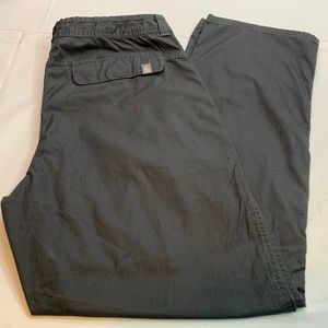 The North Face Size L Gray Pants